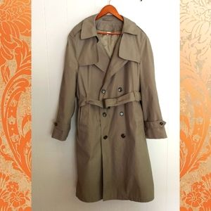 Valor Collection Trench Coat